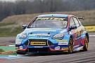 BTCC Thruxton BTCC: Jordan takes first win since 2014