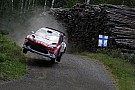 Finland WRC: Meeke keeps safe lead before Power Stage