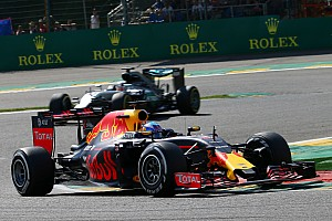 Formula 1 Breaking news Ricciardo 'not fooled' by Mercedes's 2017 chances