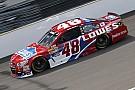 NASCAR Sprint Cup Busch and Carpentier collide in practice, Johnson quickest
