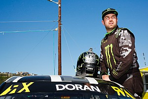 World Rallycross Breaking news JRM World RX team terminates Doran's contract