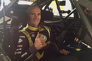 Supercars Breaking news Holdsworth: No health concerns after first test