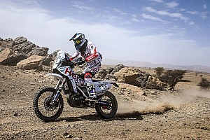 Cross-Country Rally Leg report Morocco Rally, Leg 2: Santosh marginally ahead of Aravind, TVS Sherco keeps lead