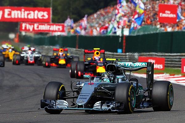 Formula 1 Mercedes: Spa not an open goal for Rosberg