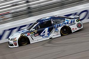 NASCAR Sprint Cup Qualifying report Rain washes out Sprint Cup qualifying: Harvick on pole