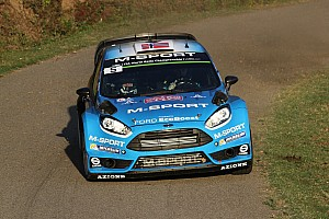 WRC Preview M-Sport World Rally Team: Full speed ahead to Spain