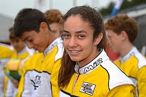 Kart Breaking news Marta Garcia delays single-seater debut, makes senior karting switch