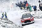 WRC Abu Dhabi Total WRT enjoys a final flourish at Rally Sweden