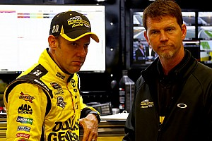 NASCAR Sprint Cup Interview Kenseth crew chief: Teams took former lug nut policy