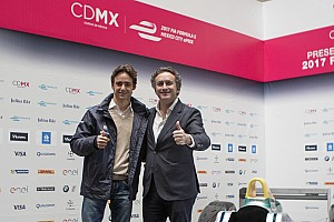 Formula E Noticias de última hora Agag ve un gran futuro para Gutiérrez en la Fórmula E