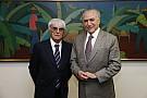"""伯尼与巴西总统特梅尔会谈""""二小时"""""""