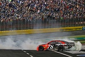 "NASCAR Sprint Cup Breaking news Toyota on Truex's win: ""We knew tonight was coming"