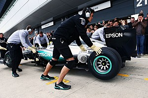 Formula 1 Breaking news  Pirelli plays down fears over test team advantage