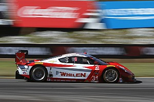 IMSA Leg report Cameron leads early stages of 19th Petit Le Mans