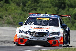 PWC Race report Eversley heads impressive Acura 1-2 at Road America