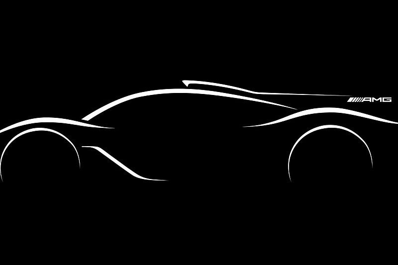 メルセデス、F1用パワーユニット搭載の次世代ハイパーカー開発を発表