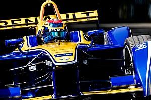 Formula E Race report London ePrix: Buemi clinches title after first-lap di Grassi crash