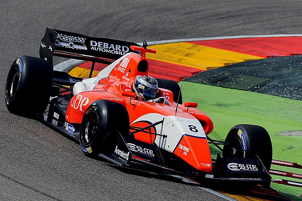 Formula 3.5 Race report Aragon F3.5: Panis overhauls Dillmann for maiden win