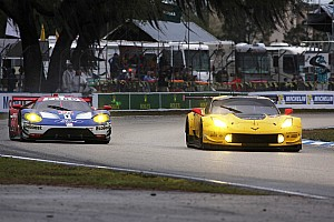 """Le Mans Breaking news Chevy's Milner admits to """"extra pressure"""" from Ford"""