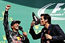 Webber opens up on Spa podium 'shoey'