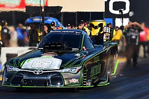 NHRA Breaking news Fractured pelvis threatens DeJoria's championship chances