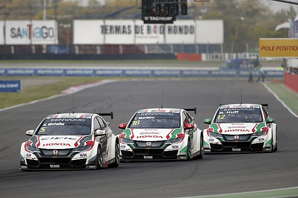 WTCC Breaking news Honda commits to WTCC programme for 2017