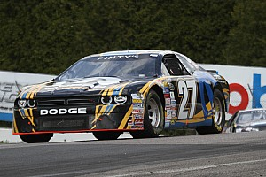 NASCAR Canada Special feature Andrew Ranger saves best for last lap at CTMP