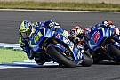 Suzuki happy to sacrifice technical privileges with podiums