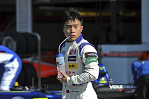 F3 Europe Breaking news Li diagnosed with broken heel bones, fractured vertebrae