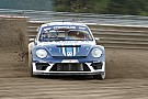 Global Rallycross Practice report from Andretti Rallycross at Daytona