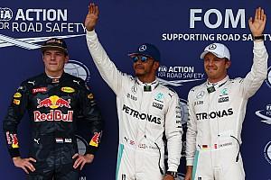 Formula 1 Qualifying report British GP: Hamilton takes pole despite track limits scare