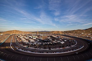 NASCAR Sprint Cup Breaking news ISC unveils nearly $200 million in improvements for Phoenix Raceway