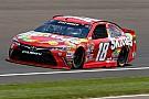 NASCAR Sprint Cup Defending Brickyard 400 winner Kyle Busch earns pole position