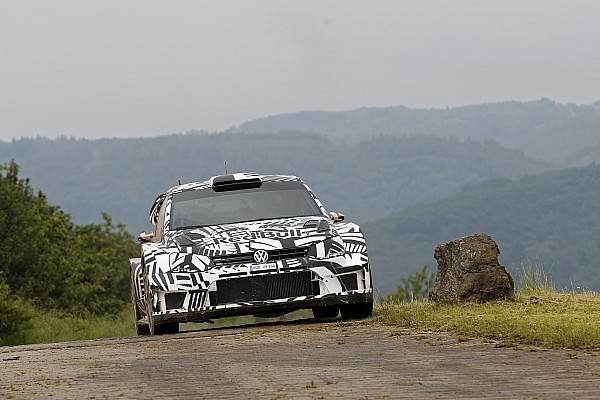 WRC Breaking news WRC teams to decide on VW late homologation