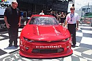 NASCAR XFINITY NASCAR's Chevrolet Camaro to have a new look for 2017