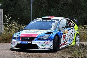 Campionato Italiano WRC Gara Marco Signor e Patrick Bernardi vincono il 49° Rally del Salento