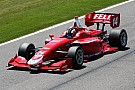 Indy Lights Rosenqvist to miss Lights races at Road America, Iowa