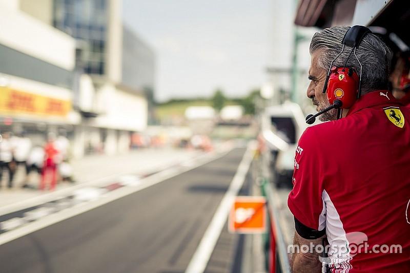 F1 Ungheria, Arrivabene: