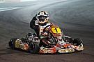 Kart Hiltbrand, campeón del mundo de karting: