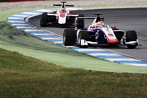 GP3 Race report Hockenheim GP3: Bizarre VSC restart helps Fuoco to victory