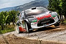 WRC Lefebvre and Moreau suffer fractures in Rally Germany crash