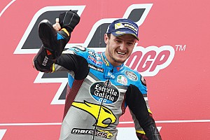 "MotoGP Breaking news Miller's win ""changes nothing"" about his future, says Honda"