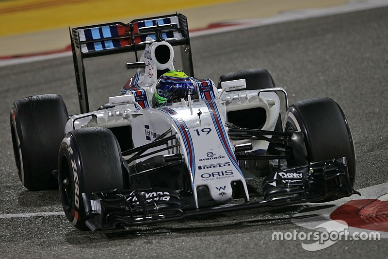 Massa finished eighth and Bottas ninth in today's Bahrain GP