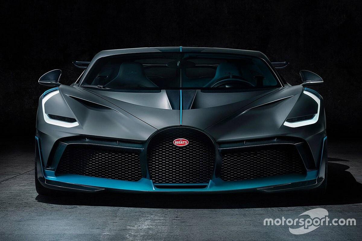 Bugatti augmente la production de la Divo... et recrute!