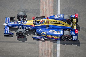 IndyCar Breaking news Rossi jokes he