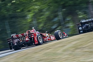 IndyCar Practice report Dixon top as Mid-Ohio's unofficial lap record falls again