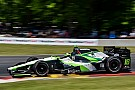 IndyCar Daly robbed by suspension failure