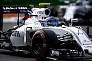 Formula 1 Bottas: Williams lost