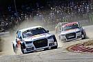 World Rallycross Audi backing crucial to future of Ekstrom's rallycross team