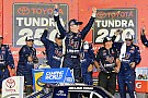 NASCAR Truck William Byron snags first win as leaders crash on final lap